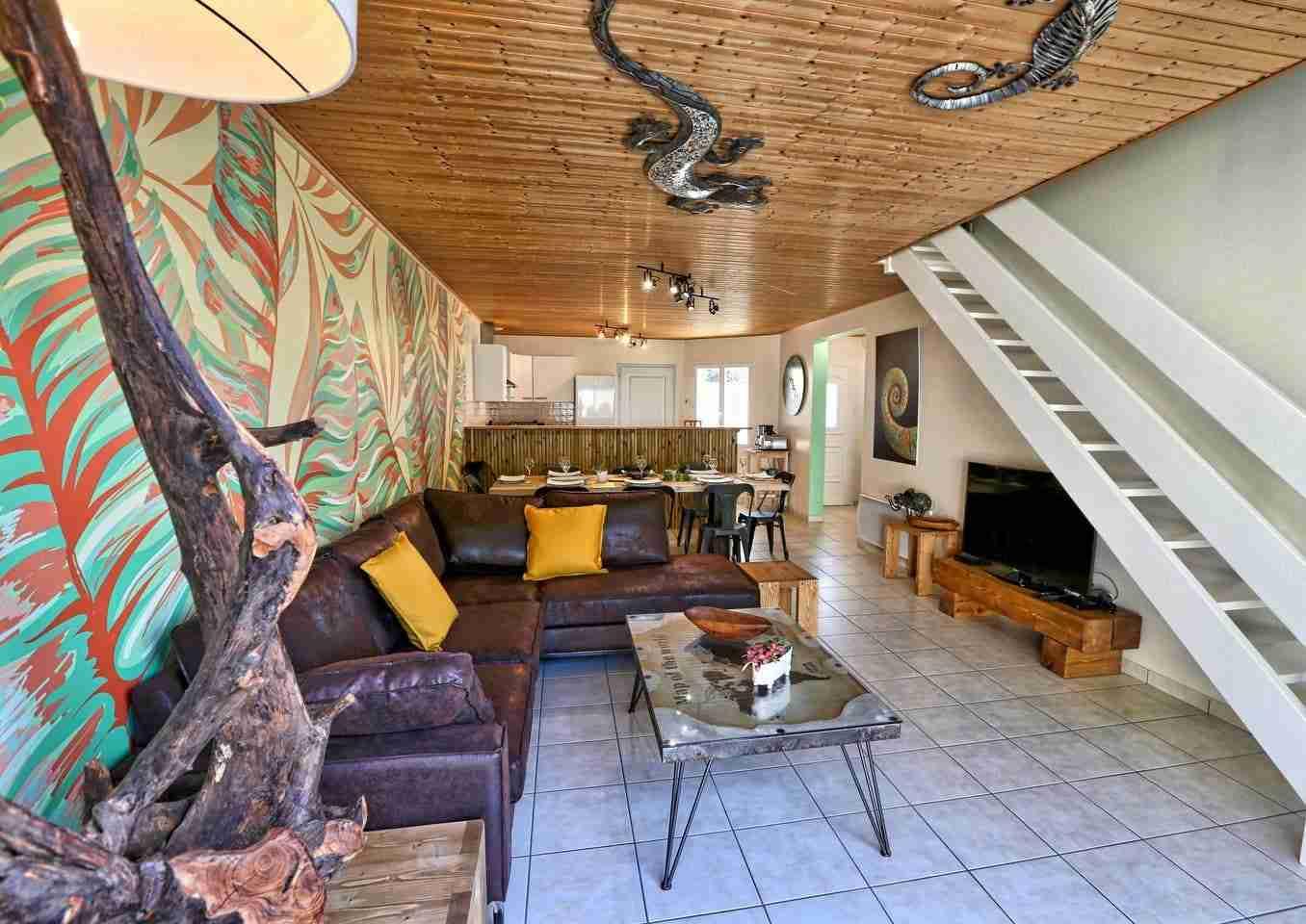 Salon Hameau des pins